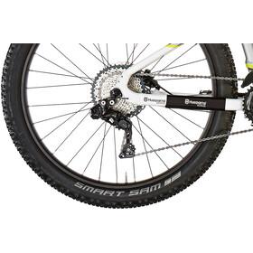 """Husqvarna LC4 E-mountainbike 27,5"""" hvid/sølv"""
